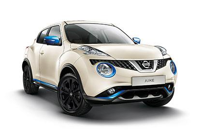 Nissan juke sondermodell for Nissan juke angebote